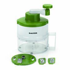 Salter Rotary Fruit and Vegetable Noodle Spiralizer