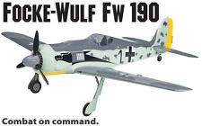 BRAND NEW FLYZONE FOCKE WULF FW190 FW-190 SELECT SCALE EP Rx-R RXR 44.5 FLZA4314