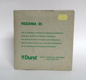 Used Durst Fesixma 35 Negative Carrier Masks