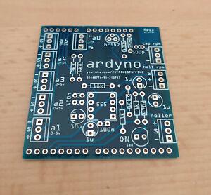 Carte Arduino Pcd Shield : Ardyno