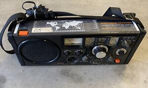 AIMOR TR-105 Portable Shortwave Receiver AM/FM/SW1/SW2/SW3 Read Description