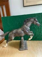 "Breyer Horse ""Dapple Gray Field Hunter Collector Piece"" SR Sears SUPERB"