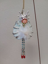 Patience Brewster Snow Queen ornament, 30903