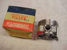 KAWASAKI ,GENUINE NOS! PISTON,74-75 KZ400 ,13001-069  ,(1) PISTON ONLY, #55