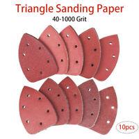 10x Mouse Sanding Sheets to Fit Black and Decker Sander K 40-1000 grit sandpaper
