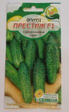 "Cucumber ""Prestige"" F1 10pcs .  Russian seeds ."