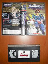 New Dominion Tank Police Acto IX ( 9 ) [Anime VHS] Manga Films Edición Española
