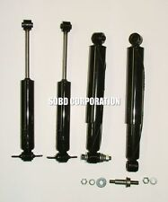 1963 Oldsmobile Fiesta Gabriel Gas Shock Absorbers Front and Rear