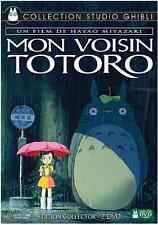 Edition Collector 2 DVD Ghibli Mon Voisin Totoro NEUF épuisé Hayao Miyazaki RARE