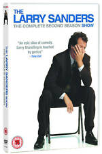 THE LARRY SANDERS SHOW- COMPLETE SEASON TWO- DVD NEW!