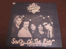"""PICTURE SLEEVE 7"""" - Blast Furnace & The   - South of the River - 727.0734"""