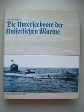 Unterseeboote der Kaiserlichen Marine 1997 U-Boot Entwicklung