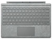 Microsoft Surface Pro Alcantara Signature Type Cover for Pro 6, 5, 4, 3 GRAY