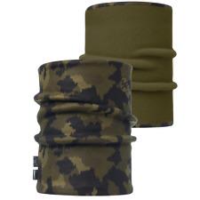 Buff Military Camo Multi Function Reversible Polaratec Headwear Neckwarmer
