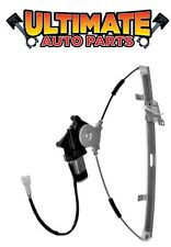 Front Power Window Regulator Passenger RH w/Motor for 99-04 Chevy Tracker