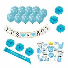 It's A Boy Baby Shower Decoration 1st Birthday Party Decration Kit