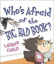 Who's Afraid of the Big Bad Book?-ExLibrary