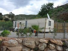 LAND + MOBILE HOME FOR SALE IN SPAIN!