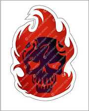Suicide Squad Diablo Repositionable Graphic Decal Sticker Gift Supervillains