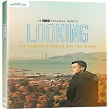 Looking: Season 1 + Movie + Complete Series and Movie Digital HD CODE INCLUDED