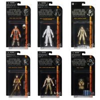 """STAR WARS THE BLACK SERIES 3.75"""" ACTION FIGURES OFFICIAL HASBRO TOYS"""