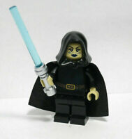 Lego Star Wars Minifigure - Barris Offee w Blue Lightsaber - 9491 - Original