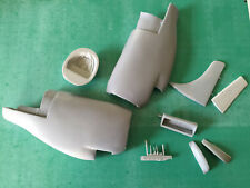 1:72 Scale ATL-98 Carvair Conversion kit for C-54D or a DC-4 into a Carvair