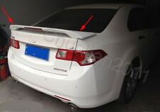 Factory Style Spoiler Wing ABS for 09-14 ACURA TSX CU1 CU2 ( ACCORD EURO ) Light