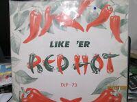 """Like 'Er Red Hot"" R&B Blues LP ABC Duke 1973"
