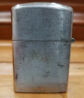 Vintage Working Penguin FLIP TOP Lighter  Japan Silver