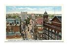 Vintage 1920s Portland ME Postcard Maine Congress Street