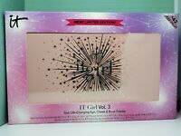 IT Cosmetics IT GIRL VOL 3 Your Life-Changing Eye Cheek Brow Palette -New in Box