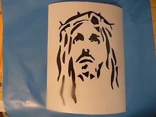 Jesus Face  VINYL DECAL / STICKER