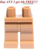 Lego Minifigure Legs Assembly 970c00 *Pick Your Color*