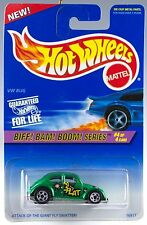 Hot Wheels No. 543 Biff Bam Boom Series #4 VW Bug w/5SP's New On Card