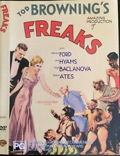 FREAKS - Tod Brownings WALLACE FORD 1932 DVD