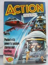 ACTION ANNUAL 1978 A FLEETWAY ANNUAL