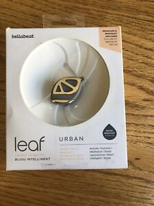 Bellabeat Leaf Urban (Stainless) - Smart Jewelry