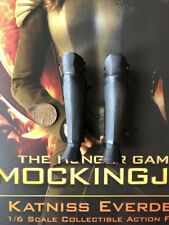 Star Ace Hunger Games Mockingjay Katniss Everdeen Leg Armor loose 1/6th scale