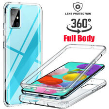 Per Huawei Honor 9x/10 LITE/P Smart 2020 360 ° Protettiva TPU + PC Cover Custodia Chiara