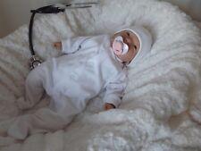 Nouveau-né fille Gils Non-magnétique Mannequin enfant 1st bébé reborn poupée Anniversaire Noël