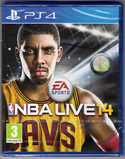 NBA Live 14 PS4  New Sealed UK Stock