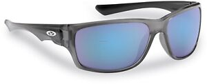 Flying Fisherman 7760GSB Roller Sunglasses Gunmetal Smoke-Blue Mirror