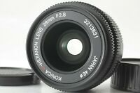 FedEx【N MINT】KONICA M-Hexanon 28mm F/2.8 For Leica M Mount Wide Angle Lens JAPAN