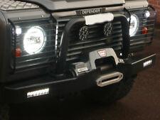Land Rover Defender DRL Winch Bumper   DWBD