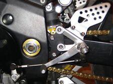 REARSET RISER & LOWERING PLATES SUZUKI GSXR750 GSXR 750 2004 2005 LIFE WARRANTY!