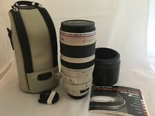 Canon EF 100-400mm f/4.5-5.6 IS L USM Lens, Excellent Condition