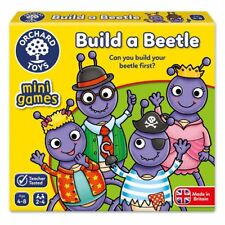 Orchard Toys Build a Beetle Educational Kids Tile Game