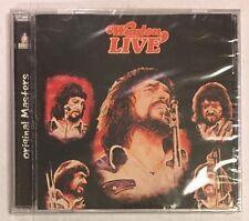 NEW Waylon Jennings Live CD Original Masters 1999 Sealed Buddha Records BMG