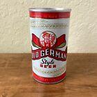 STEEL VINTAGE Pull Tab Beer Can Old German Style Beer 70's